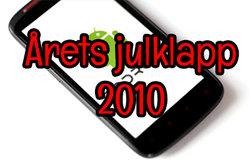 Årets julklapp 2010: Appen