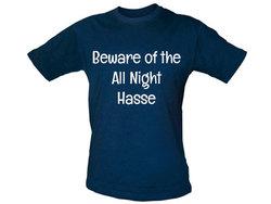 Årets julklapp 2007: Den påminnande t-shirten!