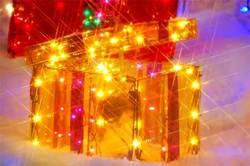 Ge bort en julklapp som innehåller mer än ett föremål