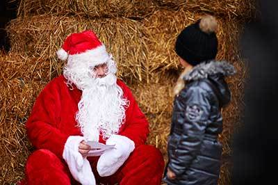 Foto från Julmarknad i Lunedet
