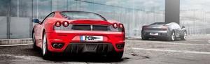 Ferrari/Lamborghini – Speedtest
