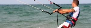 Kitesurfing 2 dagar