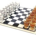 Schack med shottar