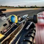 Prova på Formel-racing
