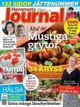 Tidningsprenumeration hemmets journal