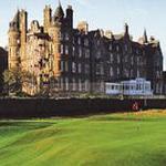Golfresa till Edinburgh
