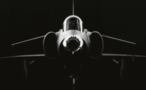 Stridsflygsimulator
