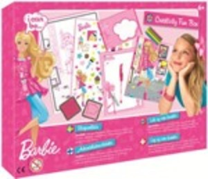 barbie pyssellåda