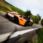 Kör supersportbilen KTM X-bow
