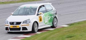 volkswagen polo racing upplevelse