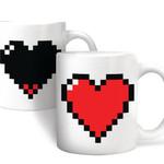 Pixelmugg kaffe
