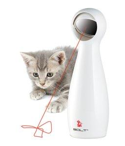 Katt leksak laser