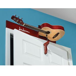 Gitarr och dörrklocka