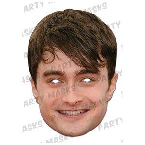 harry potter daniel radcliffe mask