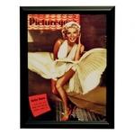 Marilyn Monroe 3D-Tavla