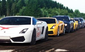 Top Gear Airfield för två