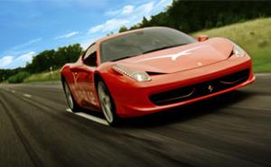 Kör Ferrari/Lamborghini XL