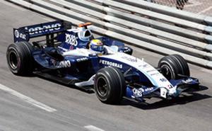 Kör en F1-bil, paket 3