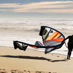 Prova på kite