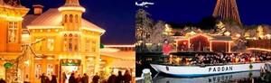 Julpaddan till Liseberg
