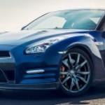 Kör Nissan GT-R - Superbilen
