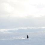 Snowkitekurs Luleå
