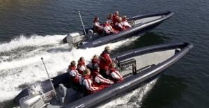 RIB Malmö med kanalsafari i Köpenhamn