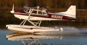Spaka själv - Sjöflygplan för två