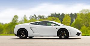 Kör Lamborghini Premium