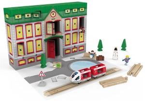 brio tåg adventskalender och julkalender