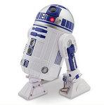 Talande och interaktiv R2-D2