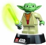 yoda lego star wars lampa