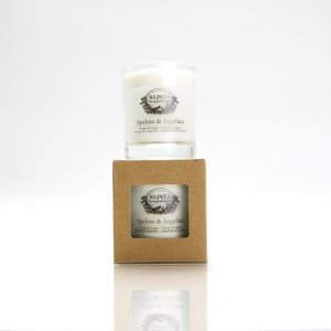 doftljus rabarber vanilj