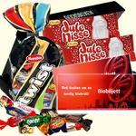 godisbox biobiljetter julgodis