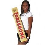 jätte toblerone choklad
